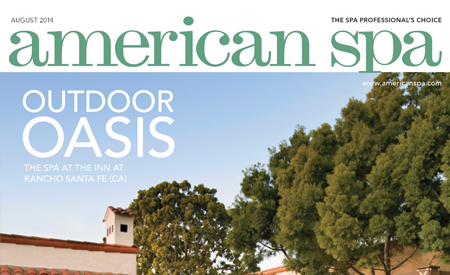 american spa magazine september 2016